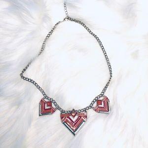 Costume Jewelry• Aztec Vibe Necklace